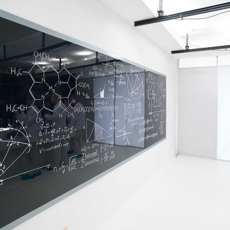 Chemistry Lab Blackboard